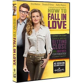 Hvordan du falder i kærlighed [DVD] USA import