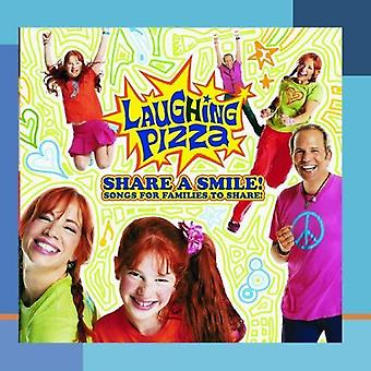 Laughing Pizza - Share a Smile! [CD] USA import
