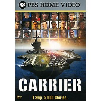 Carrier [DVD] USA import