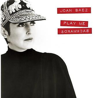 Joan Baez - spil mig baglæns (udvidet udgave) [CD] USA import