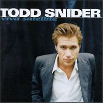 Todd Snider - Viva satellit [CD] USA import
