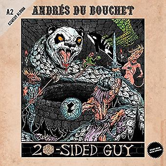 Andres Du Bouchet - 20-sidet fyr [Vinyl] USA importerer