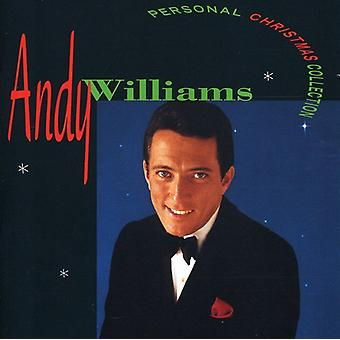Andy Williams - persoonlijke Christmas Collection [CD] USA import