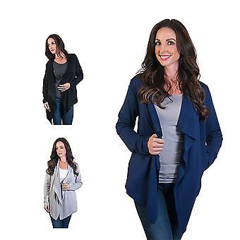Agiato kvinders Fleeceforet jakke Cardigan 3-Pack