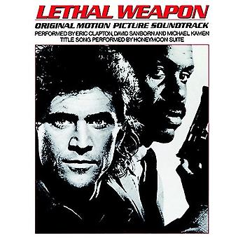 Soundtrack met Eric Clapton - Lethal Weapon (2017 heruitgave) [CD] USA import