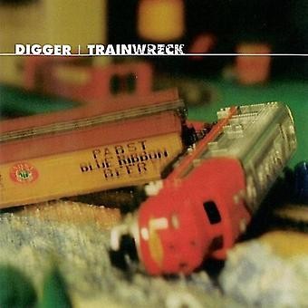 Digger - Trainwreck [CD] USA import