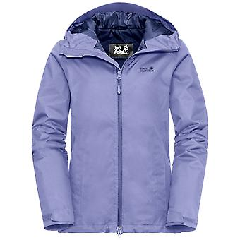 Jack Wolfskin Womens Chilly Morning Jacket Lavender (Small)