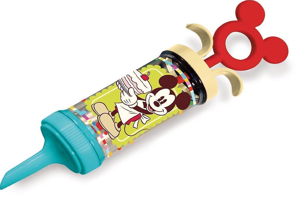 Jeringa con 7 boquillas para Disney Mickey Mouse decoraciones torta diseño