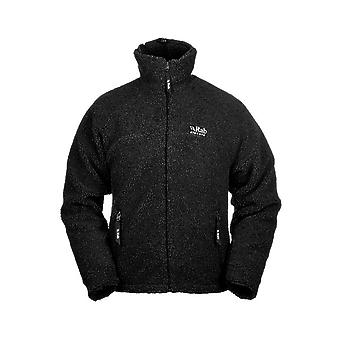 Rab Double Pile Jacket Black (Large)