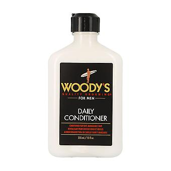 Woody's For Men Daily Conditioner 355ml