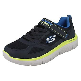 Jungen Skechers Lite-Gewicht Trainer Power-Shot 97451
