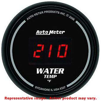 Auto Meter Sport-Comp Digital Gauge 6337 2-1/16 in bereik: 100-250 F Fits: Uni