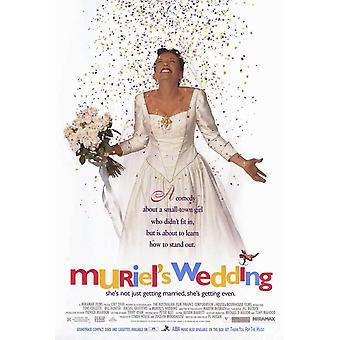 Muriels Wedding Movie Poster (11 x 17)