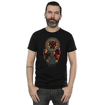 Marvel t-shirt Totem di pantera nera uomo