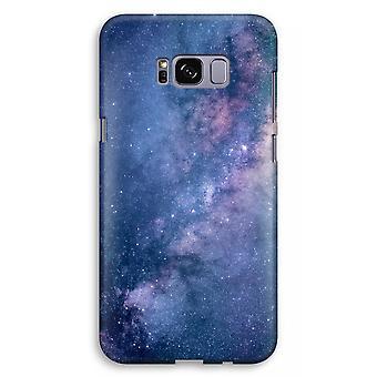 Samsung Galaxy S8 Plus Full Print Case (Glossy) - Nebula
