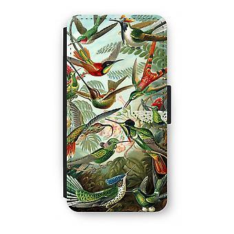 Samsung S8 Plus Flip Case - Haeckel Trochilidae
