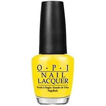 OPI Brazil Nail Lacquer 15ml I Just Can't Cope-Acabana