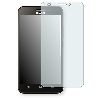 Huawei Ascend G620 LTE display protector - Golebo crystal clear protection film
