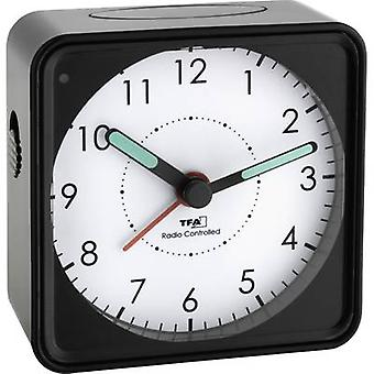 Radio Alarm clock TFA 60.1510.01 Black