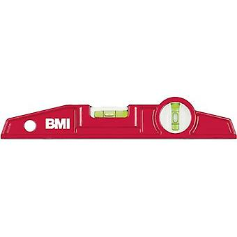 Spirit level 250 mm BMI 689025 TM