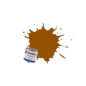 Humbrol Emaille Farbe 14ML Nr. 55 Bronze - Metallic