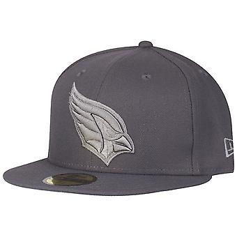 New Era 59Fifty Cap - GRAPHITE Arizona Cardinals
