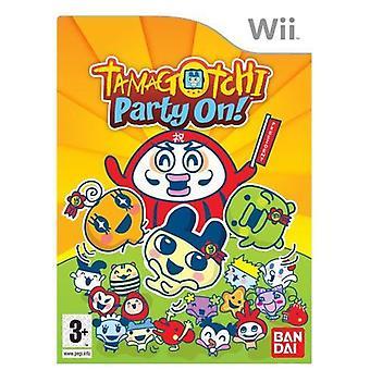 たまごっちパーティー!任天堂 Wii ゲーム