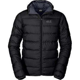 Jack Wolfskin Mens Helium Light Warm Insulated Windproof Down Jacket