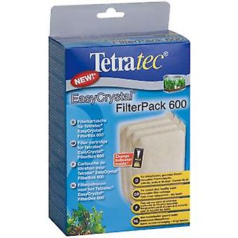 Tetra Tec Easycrystal Pack 600 (fish, filters and pumps, filter media)