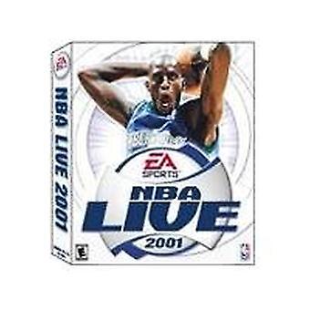 NBA Live 2001 - Usine scellée