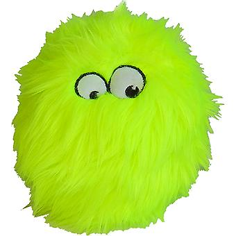 goDog FurBallz with Chew Guard Large-Lime