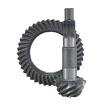 Yukon (YG M35R-456R) High Performance Ring and Pinion Gear Set for AMC Model 35 IFS Reverse Rotation Differential