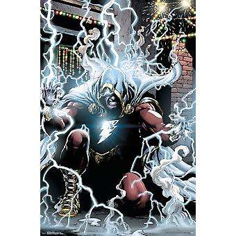 Shazam - Lightning Poster Print
