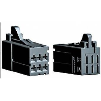 TE Connectivity Socket enclosure - cable DYNAMIC 2000 Series Total number of pins 6 2-1318119-3 1 pc(s)