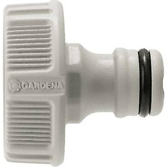 Plastic Tap connector 30.3 mm (1) IT, Hose connector