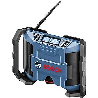 Bosch Professional GML 10,8 V-LI FM Workplace radio Blue, Black