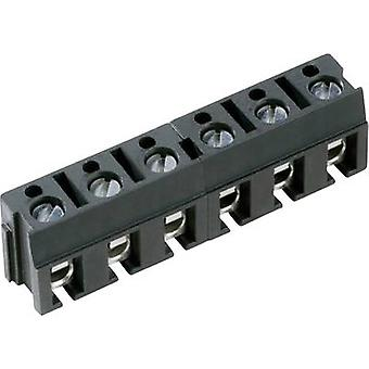 PTR AK 110/2DS-7,5-V Screw terminal 2.50 mm² Number of pins 2 Grey 1 pc(s)