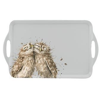 Wrendale Owl Large Tray