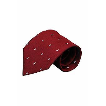 Red tie Erba 01