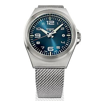 Traser H3 watch P59 essential M blue 108205