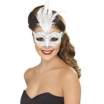 Smiffy des venezianischen Glitter Eyemask