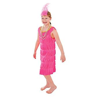 Bnov Flapper Dress Costume -Child