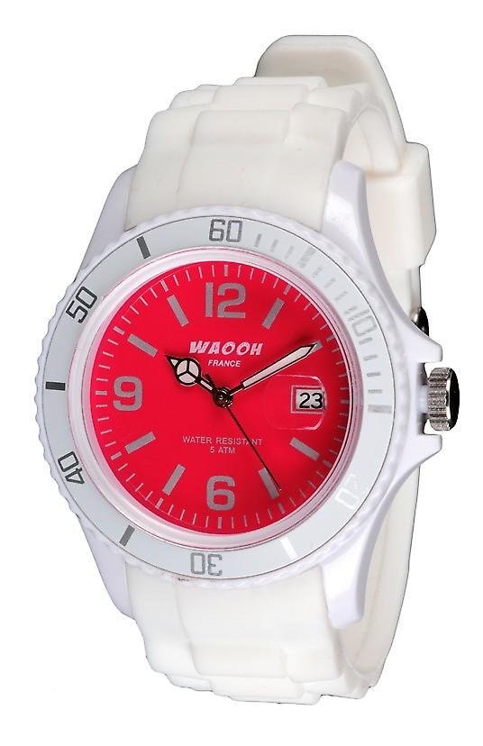 Waooh - Watches - Monaco 44 White Dial Color