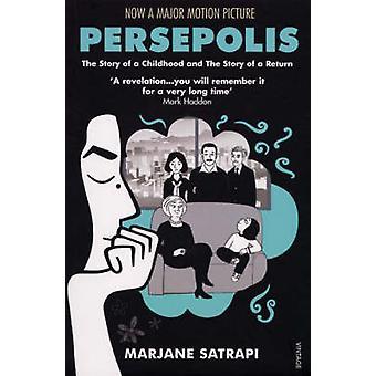Persepolis I and II (Film Tie-In) by Marjane Satrapi - 9780099523994