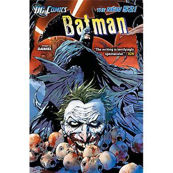 Batman Detective Comics - Volume 1 - Faces of Death by Tony S. Daniel -