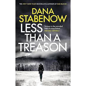 Minder dan een verraad door Dana Stabenow - 9781786695697 boek