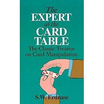 Ekspert på tabellen kort: klassiske afhandling om kortet Manipulation