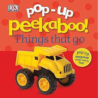 Popup-Peekaboo: Saker som går