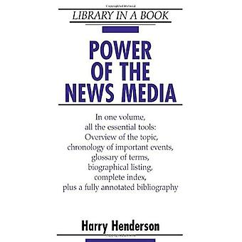Potenza dei mezzi di informazione (raccolta in un libro)