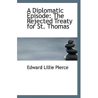 Un episodio diplomático: El rechazado Tratado de St. Thomas